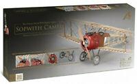 Artesania Latina Sopwith Camel Fighter 1:16 Metal & Wood Model Kit 20351