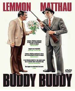 BUDDY BUDDY  DVD COMICO-COMMEDIA