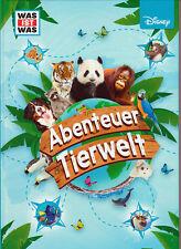 REWE -Abenteuer Tierwelt - Disney - WAS IST WAS 2016 - komplett alle 188 + Album
