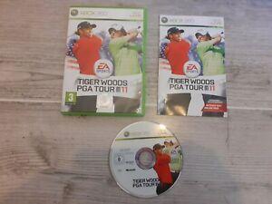 Tiger Woods PGA Tour 11, Xbox 360, GOLF game