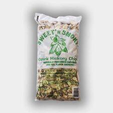 Chigger Creek 762594000339 Sweet' N Smoky Ozark Hickory Wood Smoking Chips 200 c