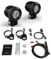 DENALI 2.0 D2 TriOptic LED MOTORCYCLE Light Kit with DataDim Technology