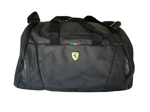 Ferrari Bag by Puma - 10th Anniversary Edition - Black