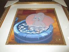Dumbo Bathtime for Dumbo Disney limited edition animation Cel