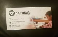 KoalaSafe With Parental Control WiFi Access Point Brand New. Free Shipping