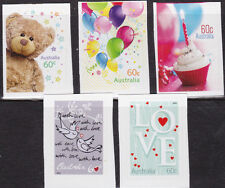 2012 Precious Moments  -  Booklet Stamps