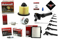 Tune Up Kit IGNITION COIL 2002-2003 F150 4.6L DG508 SP493 FG986B EV258 FL820S