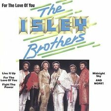 For the Love of You - Brothers Isley (CD) SHIPS NEXT DAY R&B Soul Music