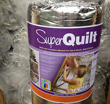 YBS SuperQuilt Multifoil Insulation - Stud, Cavity, Timber Frame and Solid Wall