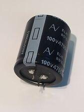 4700uf 100v Arcotronics Elh Condensador de potencia fbb11a