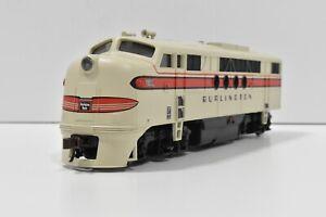 FT-A Diesel Locomotive Burlington Route CB&Q DCC Equipped Bachmann 60116