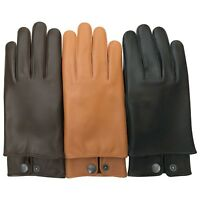 Prime Top Quality Sheep Leather Driving Dressing Fashion Gloves Slim Style 084