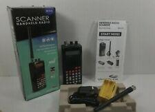 Whistler Ws1040 Digital Handheld Scanner - Black