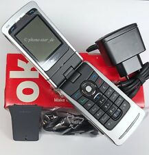 NOKIA N90 KLAPP-HANDY MOBILE PHONE MP3 GPRS EDGE UMTS TRI-BAND KAMERA NEU NEW