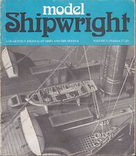 Model Shipwright Volume V  (Conway 1980 1st) includes Nos 17-20