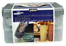 PEBEO FANTASY MOON SPECIALE Effetto Multi Superficie Vernice Scatola Da Lavoro Set - 10 x 45ml