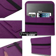 "Wool Felt Sleeve Case BAG For 13.3"" 14"" ASUS ZenBook Chromebook Laptop Notebook"