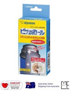 Japan ZOJIRUSHI SB-ZA01-J1 STAINLESS BOTTLE DETERGENT