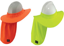 Ergodyne Chill Its 6660 Attachable Hard Hat Brim With Neck Shade
