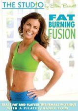 The Studio, by Ellen Barrett; Fat Burning Fusion, DVD, New, Rare