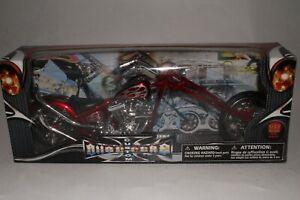 New Ray Custom Chopper, 1/12 Scale Boxed