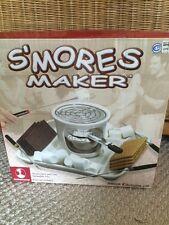 Roshco Smores Maker New In Box Indoor/Outdoor Use CM10406 Ret $30 BedBath&Beyond