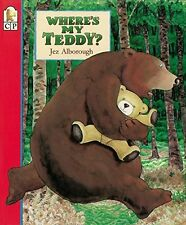 Where's My Teddy? by Jez Alborough (1994, Paperback)