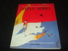 Walter Erben - Joan Miro - 1893 - 1983 - Mensch und Werk
