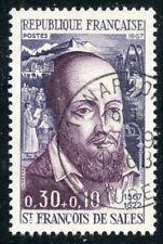 STAMP / TIMBRE FRANCE OBLITERE N° 1513 SAINT FRANCOIS DE SALES