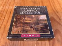 Various Artists – The Greatest Classical Collection 10 x CD Set