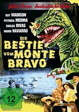 # DVD DIE BESTIE VOM MONTE BRAVO - JULES VERNE - FANTASTISCHE REIHE *** NEU ***
