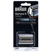Braun Kombipack Cassette 52S Series 5 silber NEU OVP