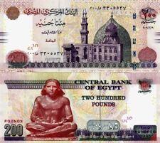 Billets de l'Afrique de Egypte