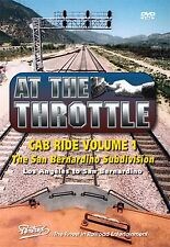 AT THE THROTTLE CAB RIDE 6 DVD SET PENTREX NEW VIDEO