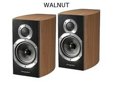 Wharfedale Diamond 10.1 Bookshelf Speakers Walnut - Pair Hi-fi -Save RRP £199.95