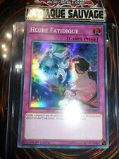 YU-GI-OH! SR HEURE FATIDIQUE SAST-FR075 NEUF FRANCAIS EDITION 1