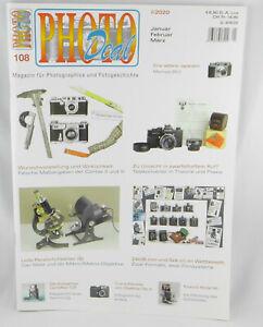 PHOTO Deal Nr. 108 I/2020 - Contaflex TLR Contax Mamiya-35-II Polaroid usw.