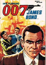 007 JAMES BOND 7  SPANISH CHILE COMIC