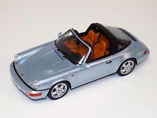 1/18 GT Spirit Porsche 911 (964) Targa. Silver GT185