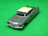 Matchbox Lesney No.27c Cadillac Sixty Special (ULTRA RARE METALLIC BROWN)