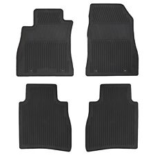 2014-2017 Nissan Sentra All Weather Rubber Front Rear Floor Mats Set OEM NEW