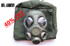 NEW CANADIAN FORCES AIRBOSS C4 GAS MASK SIZE LARGE  ( CANADA ARMY)Canada: Modern - 25552