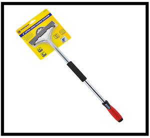 HEAVY DUTY SCRAPER WITH LONG HANDLE EXTENSION ARM High Reach Decorating Tool
