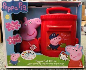 Peppa Pig Post Office - damaged external box