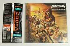 Helloween Walls Of Jericho Japan CD MINI LP