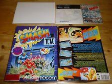 Smash Tv (Inc. Póster) - versión de disco-Commodore 64 (C64)