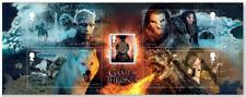 Game Of Thrones: Toller Sonder-Briefmarkenblock aus Großbritannien