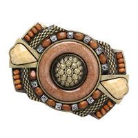 Boucle de ceinture vintage pour homme, indien bohémien amérindien