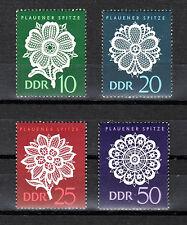 DDR MiNr. 1185 - 1188 ** (4 W.) - Blütenzauber