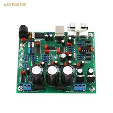 New CS4398 DAC board with USB Optical fiber 24BIT/192K 32K decoder board AC15V